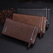 Practical Zip Wallet For Men