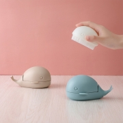 Cute Style Whale Shaped Shoe Brush
