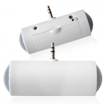 3.5mm Mini Portable Stereo Speaker for MP3 MP4 Player Smartphone Tablet