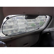 50x100 cm Car Rear Back Window Sunscreen Sun Shade Visor Cover Mesh   Shield