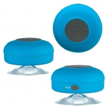 Waterproof Wireless Bluetooth Shower Speaker Handsfree Speakerphone Compatible with All Bluetooth Devices iPhone 5S and All Android Devices