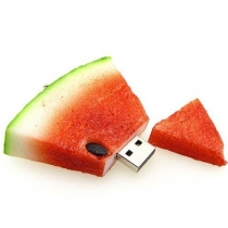 32 GB Watermelon Shape USB High speed Flash Memory Stick Pen Drive Disk