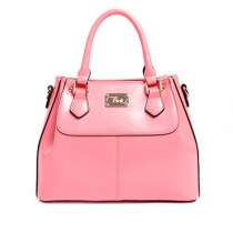 Fashion Candy Color Handbag Shoulder Bag Cross Body Bag
