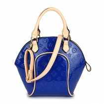 Fashion Embossing Shell Shaped Handbag