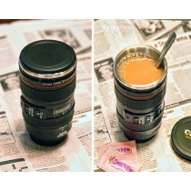 Creative Camera lens Cup   simulation preventing water leakage