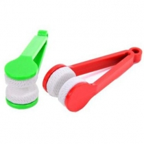 Mini Portable Microfiber Eyeglass Sunglasses Glasses Cleaner Tool