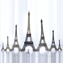 Vintage Paris Eiffel Tower Craft Ornaments Home Decoration