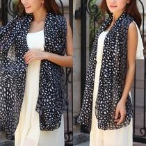 Fashion Stones Printed Shawl Style Scarf