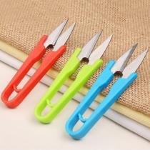 Practical Mini U-shaped Scissors(Color in random)