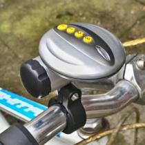 Fashion Practical Bicycle Electric Loudspeaker Alarm