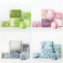 Multifunctional Storage Bag 4 Pieces/Set