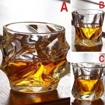 Hot Sale Transparent Thicken Glass Beer Cup