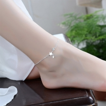 Fashion Pentagram Pendant Bracelet/Anklet