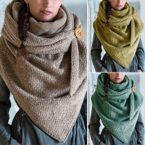 Fashion Mixed Color Scarf