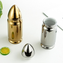 Chic Style Bullet Shaped 600ML Mark Cup