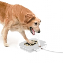 Self-stepping Machine Automatic Drinking Fountain for Puppy Dogs