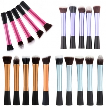 5 PCS Makeup Brush Set Professional Cosmetic Tools