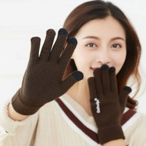 Fashion Touch Sensitive Telefingers Gloves