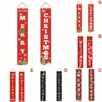 Hot Sale Christmas Decoration Couplets