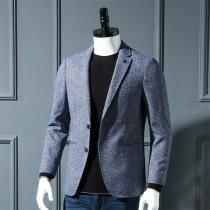 Fashion Men's Slim Suit Jacket Blazer