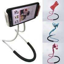 Flexible Lazy Bracket Neck Cell Phone Holder