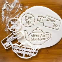Creative Style Cookie Biscuit Mold Cutter Set 3 Pice/Set