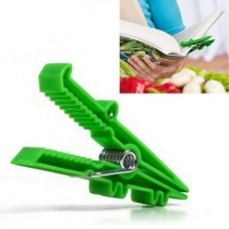 Convenient crocodile clip plastic clip (Clips Set of 2)