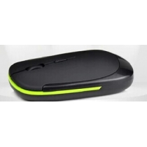 Ultra Thin 2.4GHz USB Wireless Optical Mouse Mice Receiver for PC Laptop