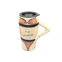 Sexy Leopard Coffee or Tea Ceramic Cup